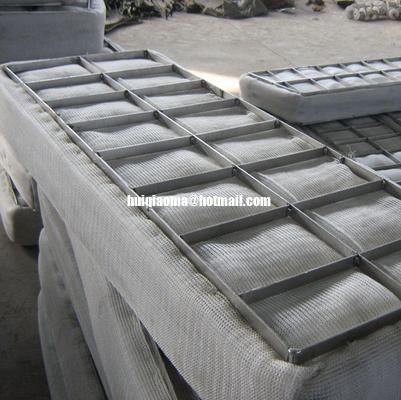 Китай Пусковая площадка сетки демистора Йорк 431|Элиминаторы тумана (144kg/m3) ss304, ss316L дистрибьютор